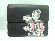 JeffreyFulvimari(ジェフリーフルビマーリ)/3つ折り財布