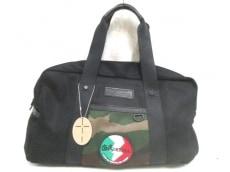 デザルティカのボストンバッグ
