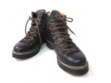ジャコメッティのブーツ