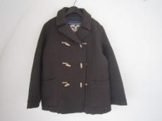 ブルーカフェのコート