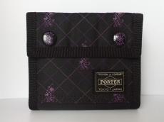 PORTER/吉田(ポーター)/Wホック財布