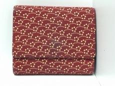 コトインデンのWホック財布