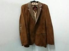 コードバンのジャケット