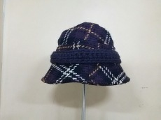 ハットアタックの帽子