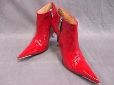 ジャンマルコロレンツィのブーツ