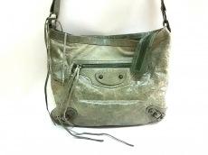 BALENCIAGA(バレンシアガ)のザ・メッセンジャーのショルダーバッグ