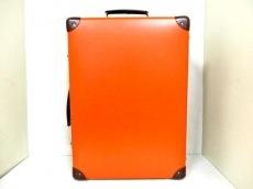 GLOBE TROTTER(グローブトロッター)のオリジナル21″ トロリーケースのキャリーバッグ