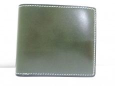 グリーンアンドコーリミテッドの2つ折り財布