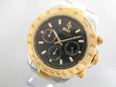 ムスクの腕時計
