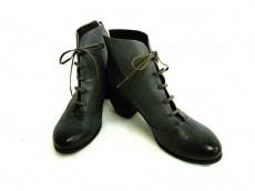 ムーリンセンのブーツ