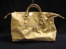 COACH(コーチ)のマディソン パテントラージサブリナのハンドバッグ