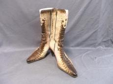 マウロボルポーニのブーツ
