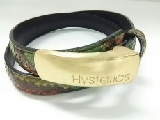 HYSTERICS(ヒステリックス)のベルト