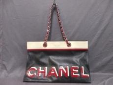 CHANEL(シャネル)のNo5のトートバッグ