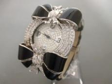 アンブロシアの腕時計