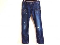 ラッキーブランドのジーンズ