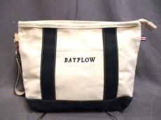 BAYFLOW(ベイフロー)/クラッチバッグ