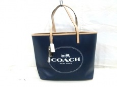COACH(コーチ)のパーカー メトロ ホース アンド キャリッジ トートのトートバッグ