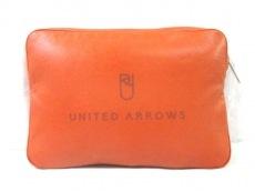 UNITED ARROWS(ユナイテッドアローズ)/クラッチバッグ