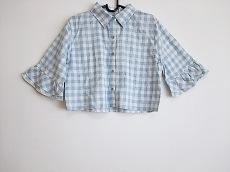 メリージェニーのシャツブラウス