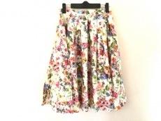 ジンジャーエールのスカート