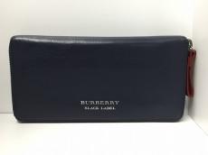 Burberry Black Label(バーバリーブラックレーベル)/長財布