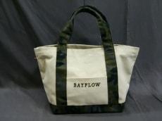 ベイフローのトートバッグ
