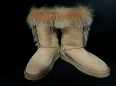 リオンのブーツ
