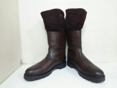 ポルペッタのブーツ