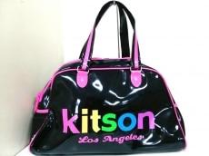 キットソンのボストンバッグ