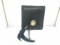 フットザコーチャーの2つ折り財布