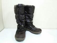 キンバーテックスのブーツ