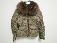 ヴィヴァプレストのダウンジャケット