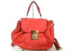 ジュジュブのハンドバッグ