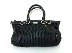 COACH(コーチ)のマディソン ギャザード レザー ソフィアのハンドバッグ
