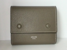 CELINE(セリーヌ)/3つ折り財布