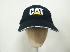 キャタピラーの帽子