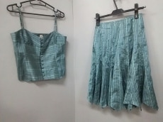 イオのスカートセットアップ