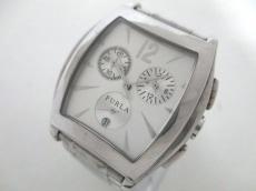 86793f3777ca FURLA(フルラ) 腕時計 BEATRISA - メンズ シルバー(9329190)中古 ...