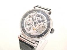 ヘブドマスの腕時計