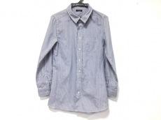 デュアルガーネットのシャツブラウス