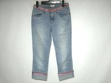 ブルーガールのジーンズ