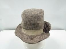 インメルカートの帽子