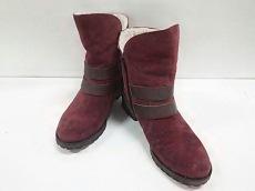 ナチュライザーのブーツ