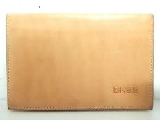 BREE(ブリー)の名刺入れ