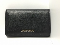 JIMMY CHOO(ジミーチュウ)/2つ折り財布