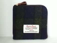 Harris Tweed(ハリスツイード)/コインケース