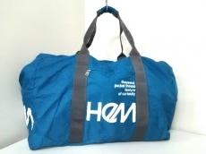 ヘムのボストンバッグ