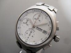 モモデザインの腕時計