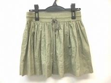 シャンデリエのスカート